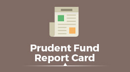 prudent fund report card